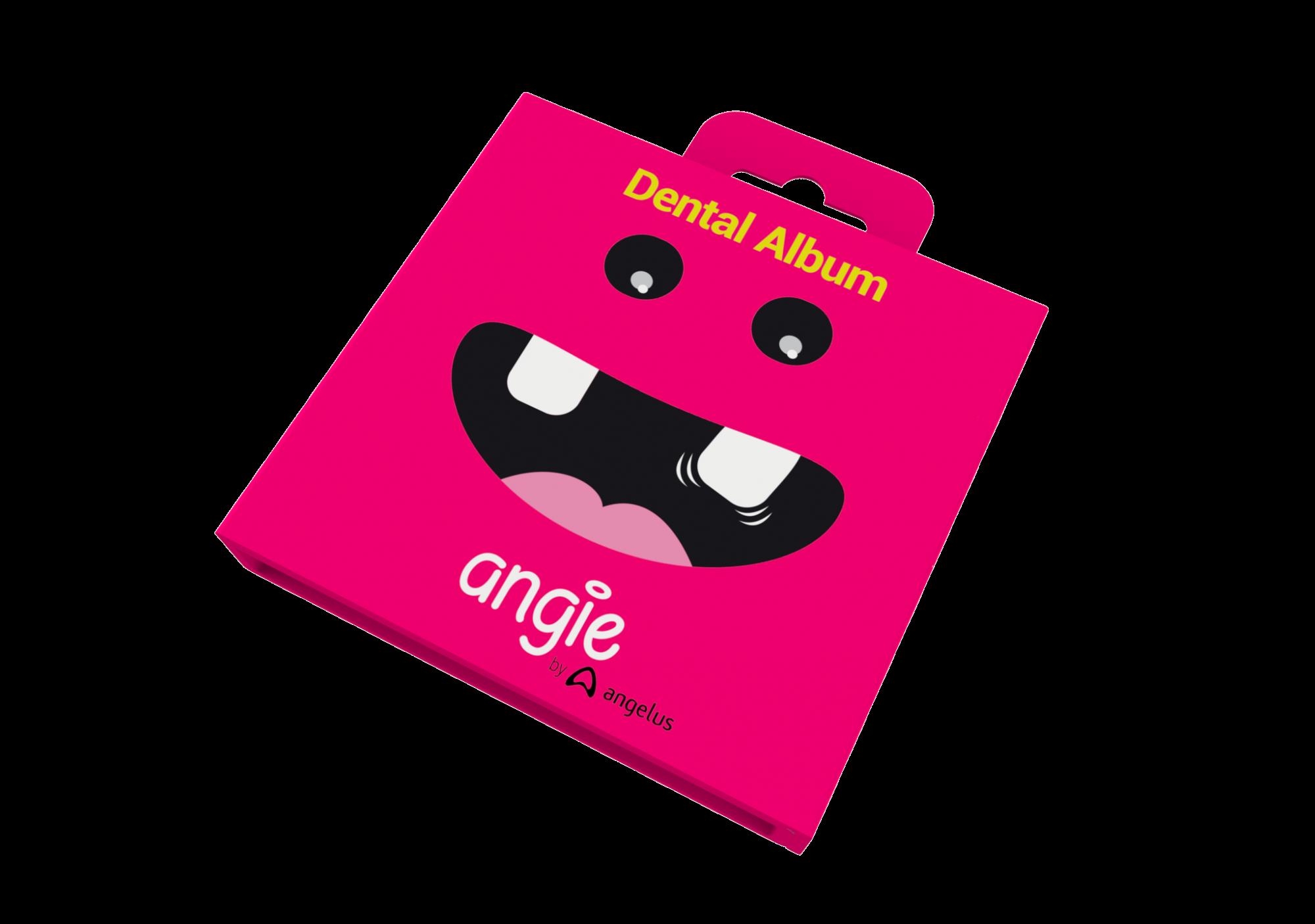 Album Dental Rosa - Angie Ref H-15-005