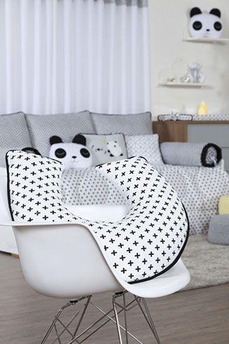Almofada de Amamentação Panda - Batistela 61218