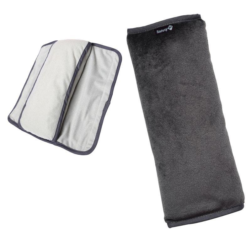 Almofada Para Cinto de Segurança Grey - Safety Ref 170722