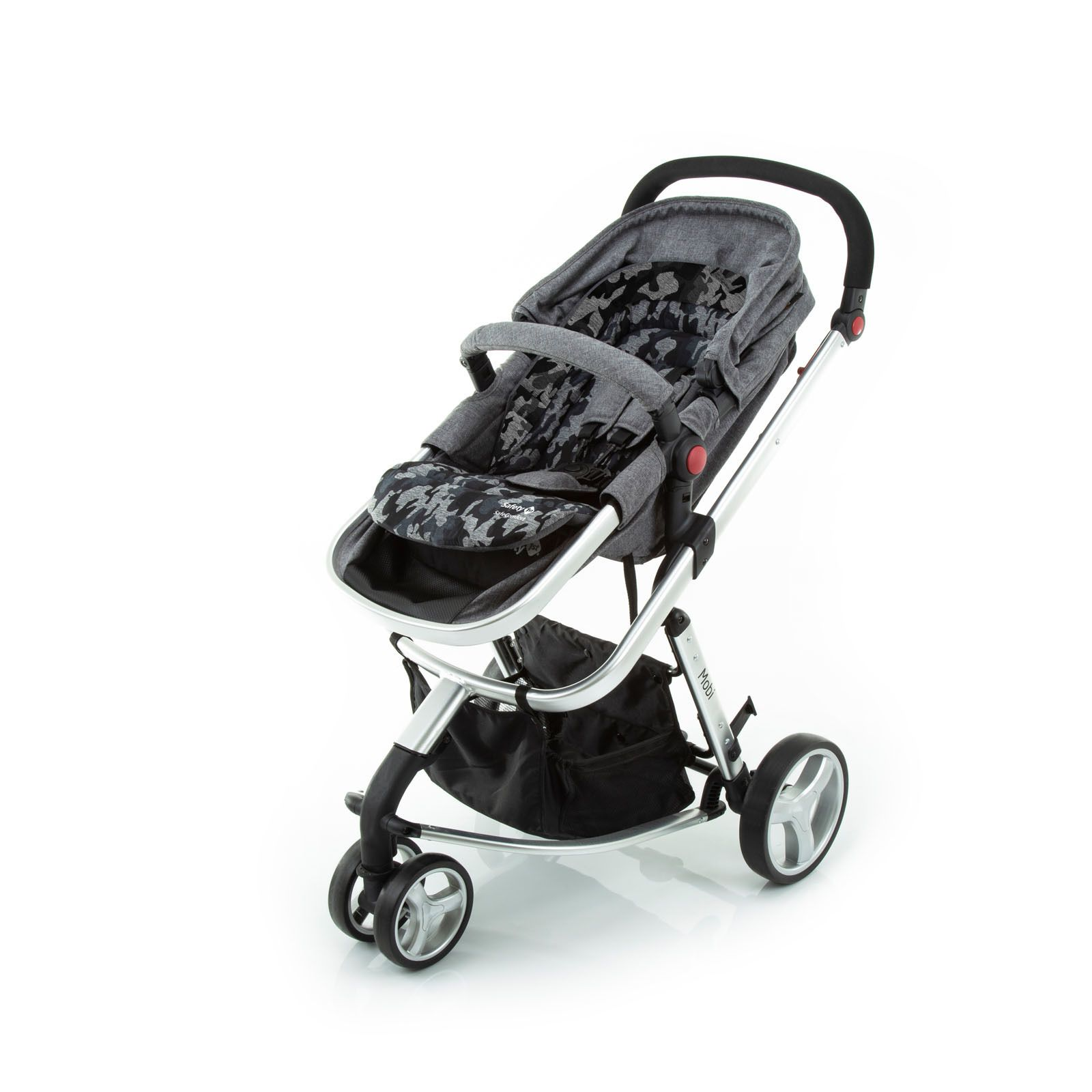 Almofada Safecomfort Grey Army - Safety Ref Imp01438