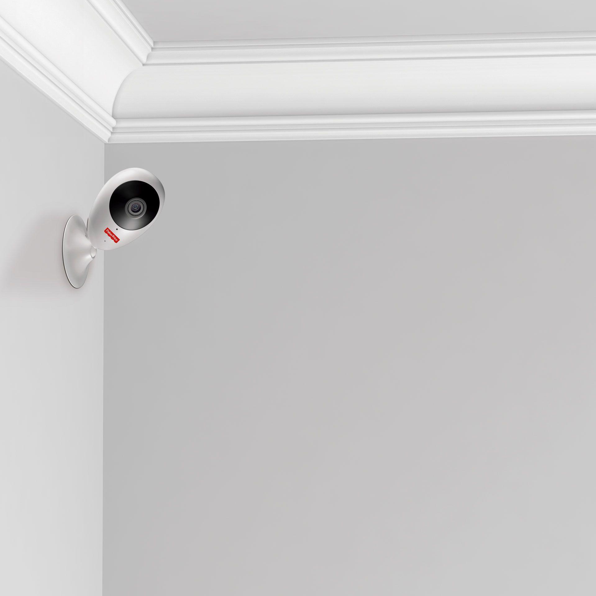 Babá Eletrônica Câmera ip Wifi - Fisher Price Ref Bb301
