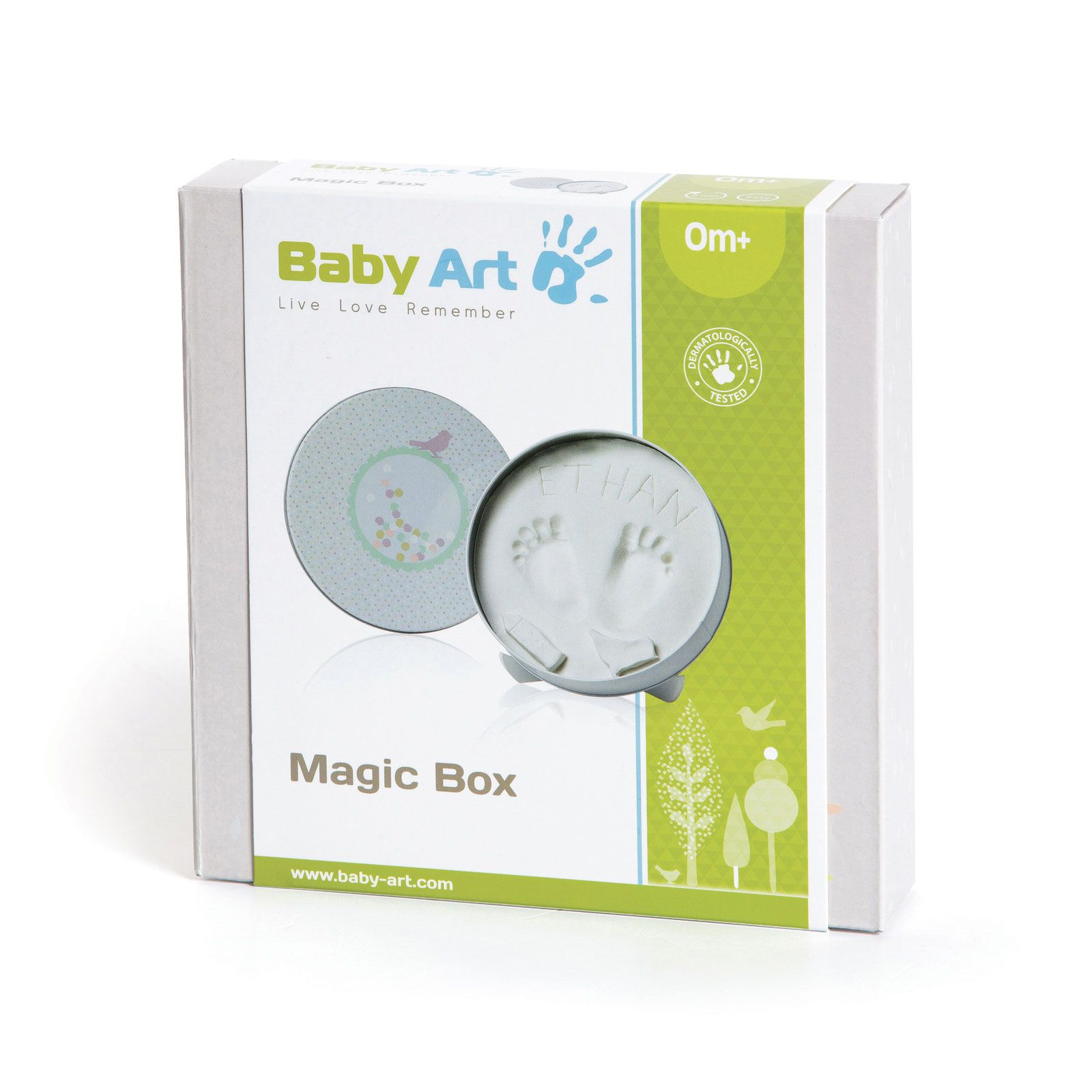 Magic Box Confettis - Baby Art  Ref Imp91428