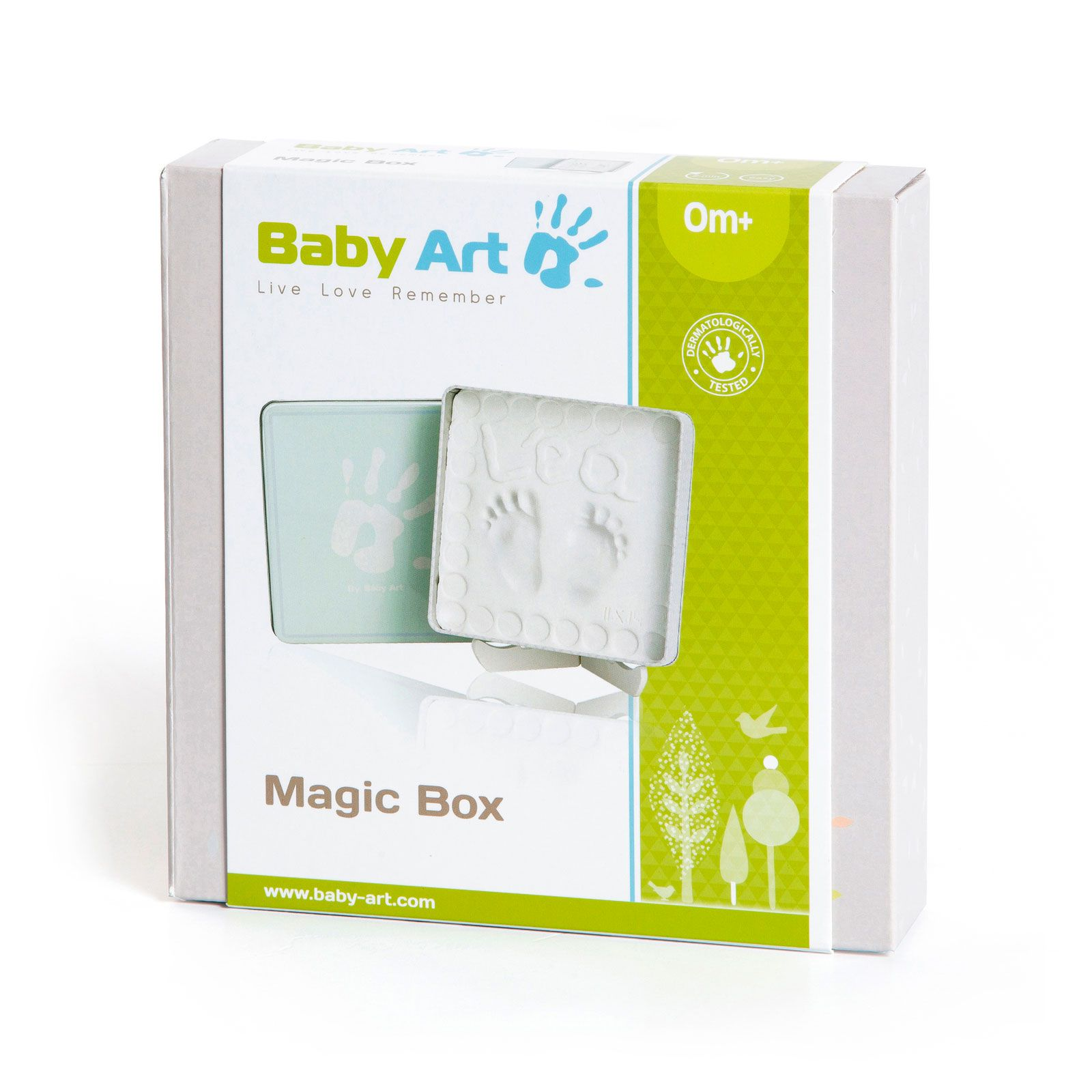 Magic Box Ocean - Baby Art  Ref Imp91431