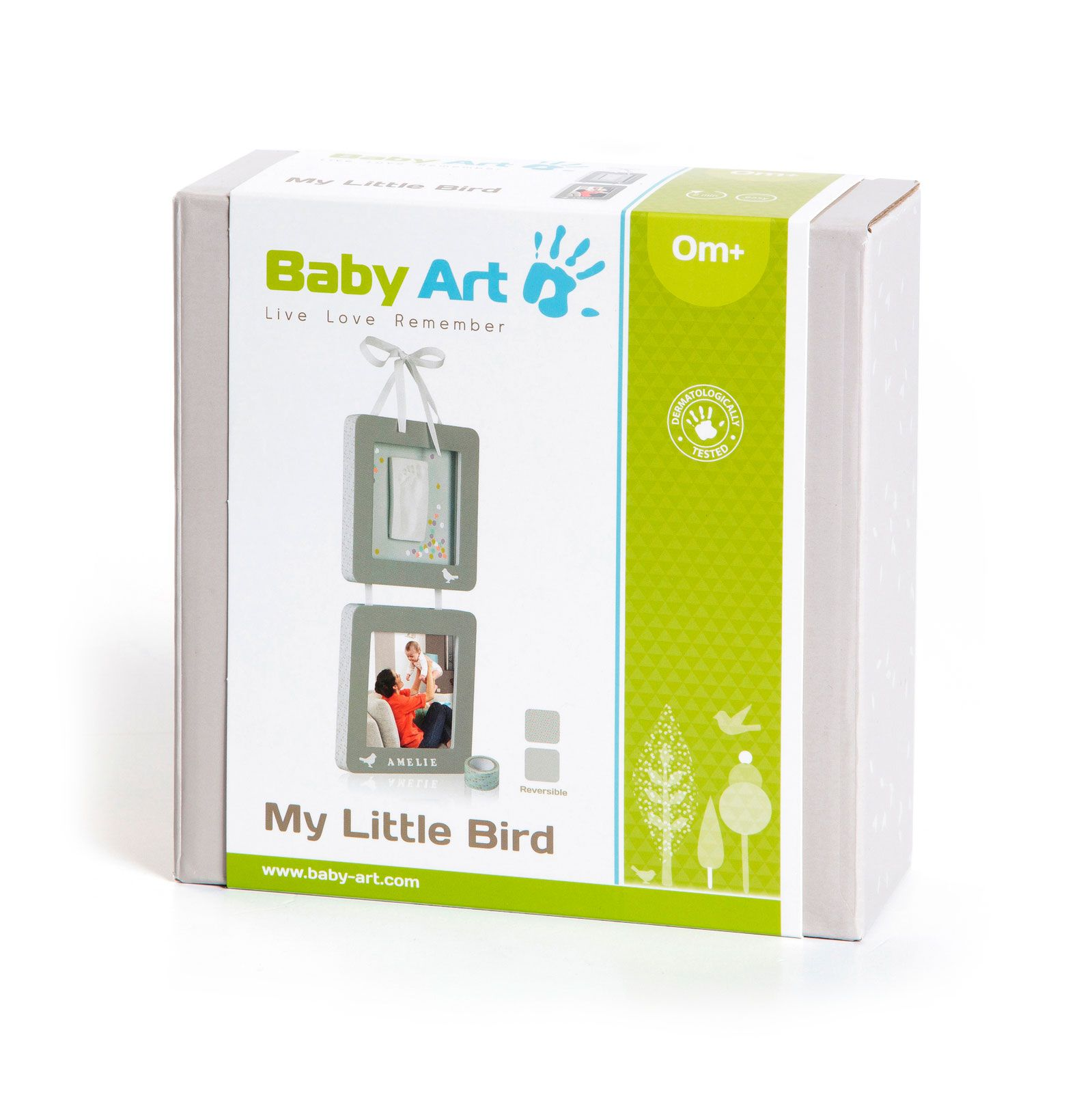 My Little Bird Cor Única - Baby Art Ref Imp91443