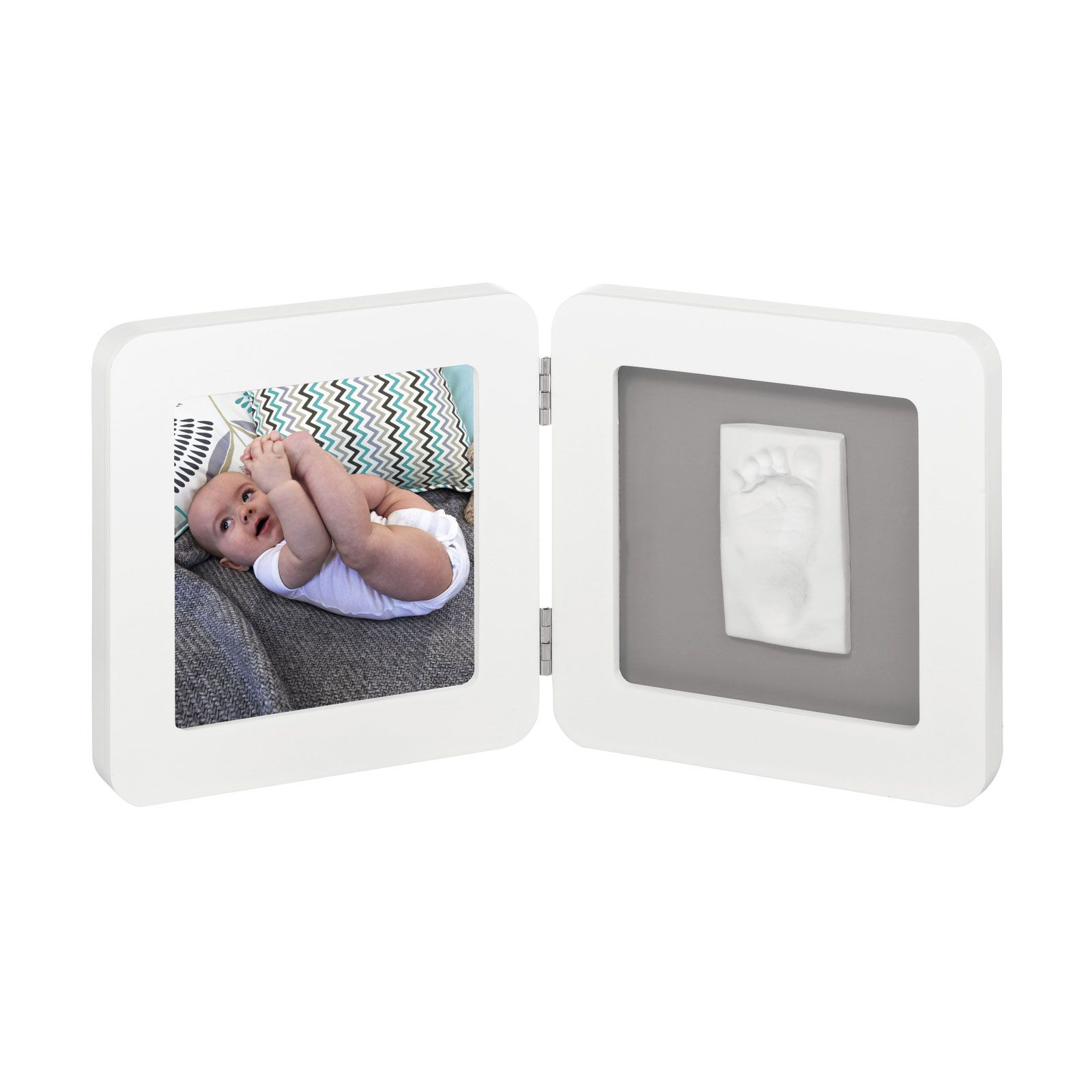 Baby Art Touch Duplo 1p White e Grey - Dorel  Ref Imp91435