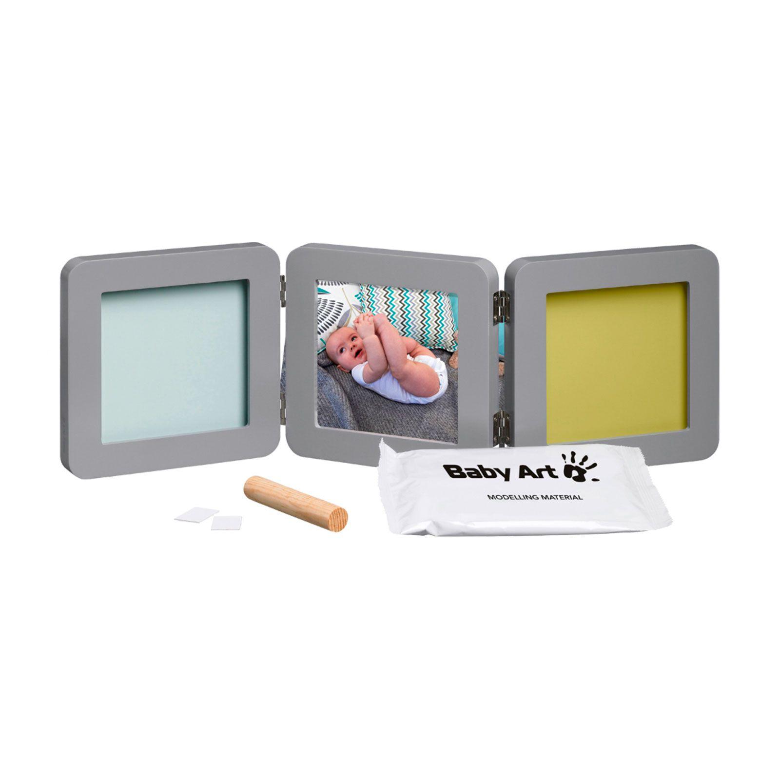 Baby Art Touch Triplo 1p Grey - Dorel Ref Imp91437