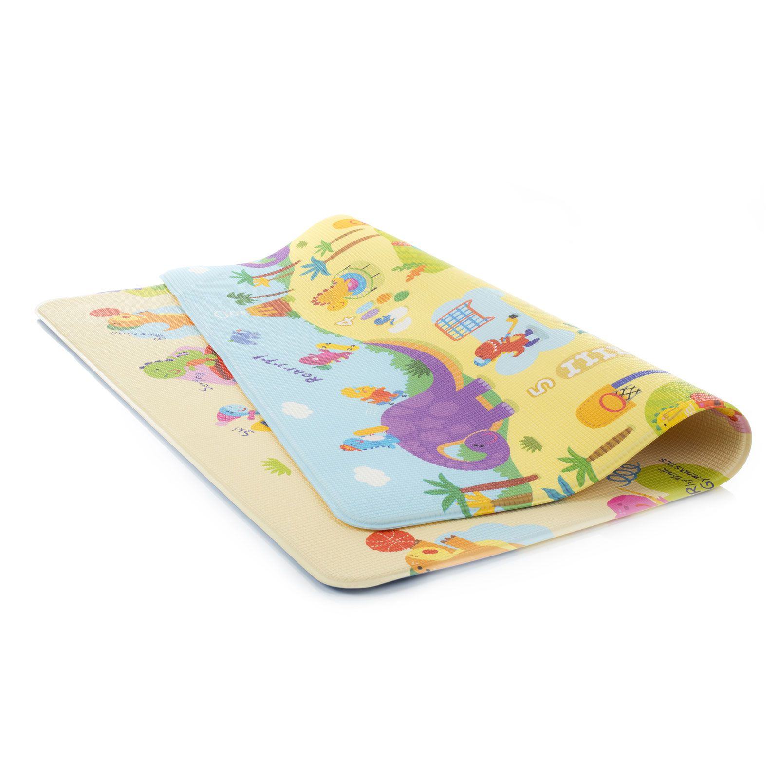 Baby Play Mat Pequeno Dino Sport 1,25 x 1,25 - Safety 1st