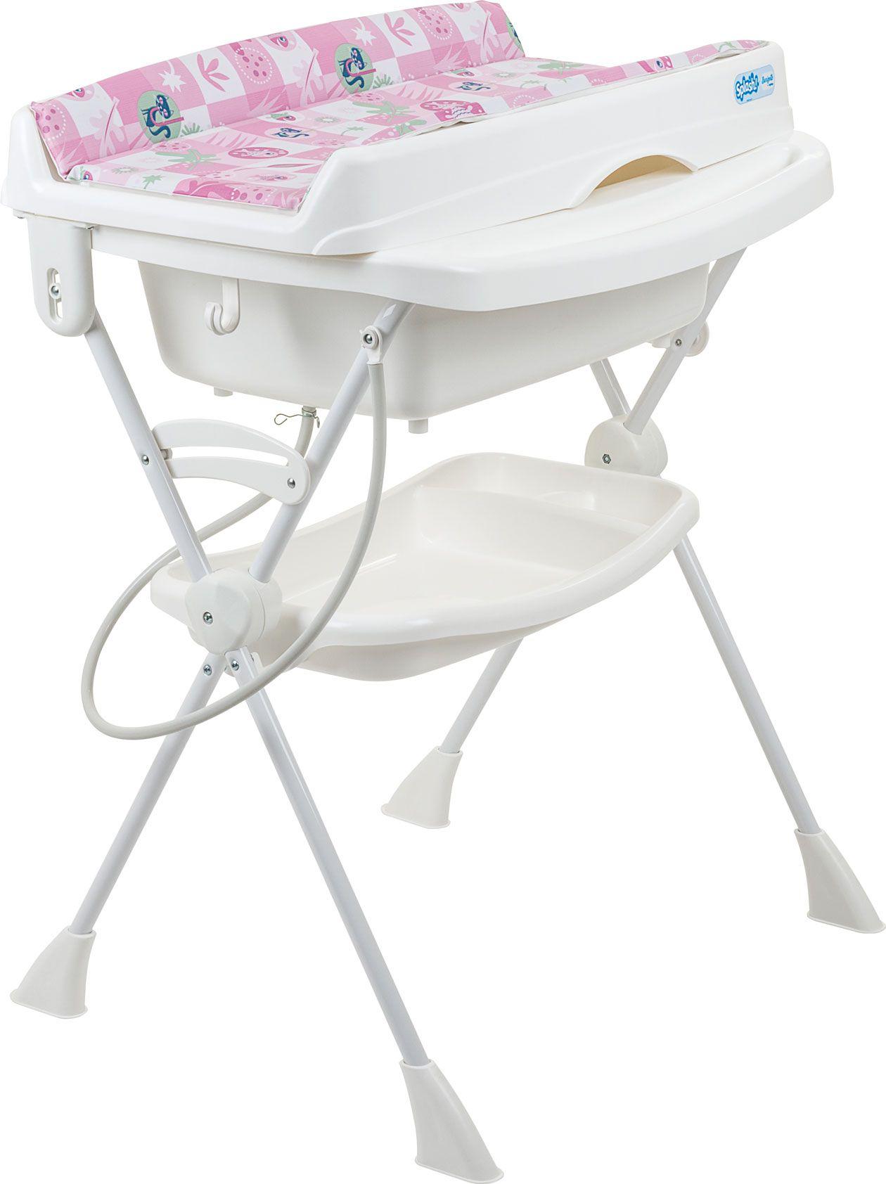 Banheira Splash Peixinhos Rosa - Burigotto Ref 3043