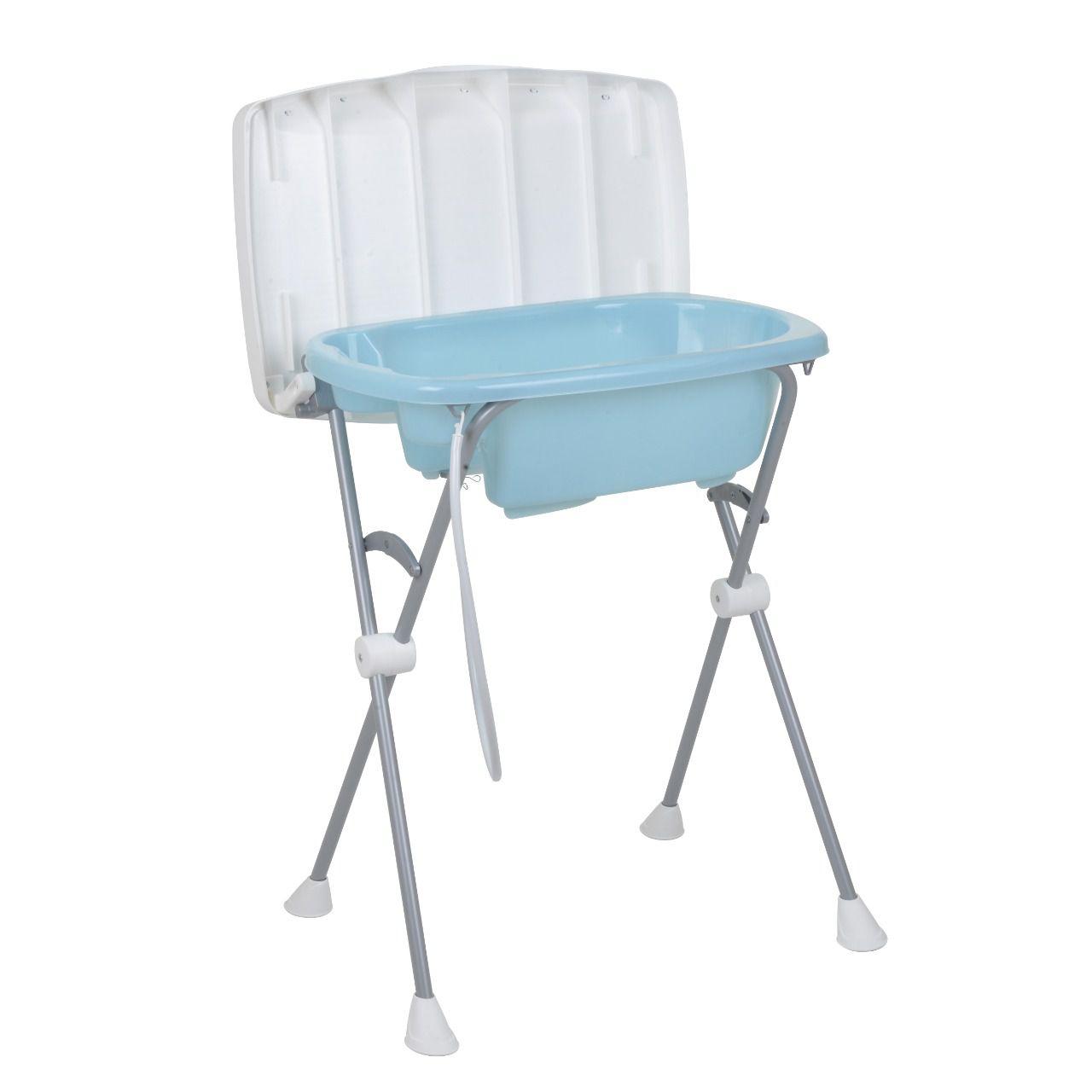 Banheira Tchibum Baby Blue - Burigotto Ref 3050