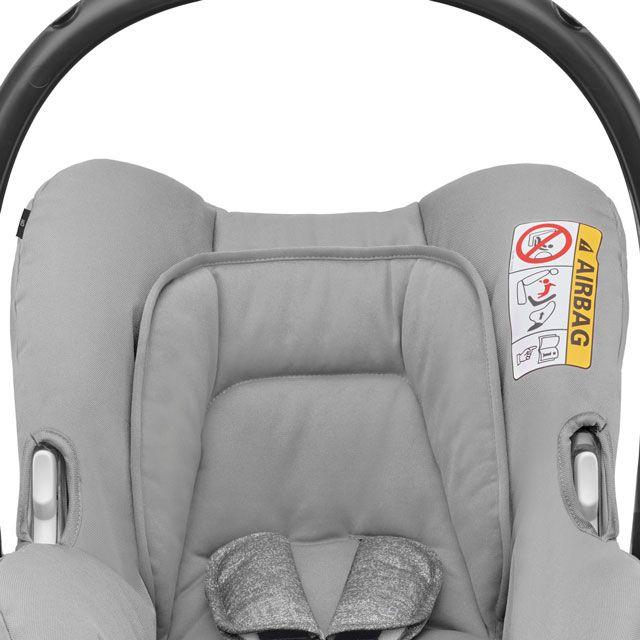 Bebê Conforto Citi + Base Nomad Grey Maxi Cosi - Dorel Ref  Cax00436