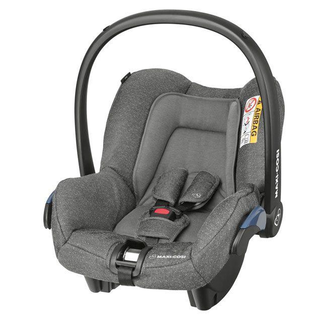 Bebê Conforto Citi + Base Sparking Grey - Maxi-Cosi Ref Cax00333