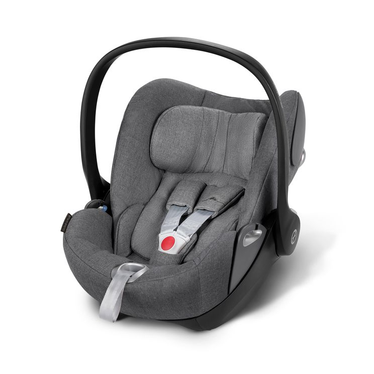 Bebê Conforto Cloud q - Manhattan Grey - Cybex