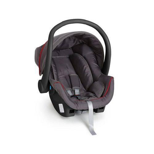 Bebê Conforto Cocoon Graphite/vermelho - Galzerano Ref 8181