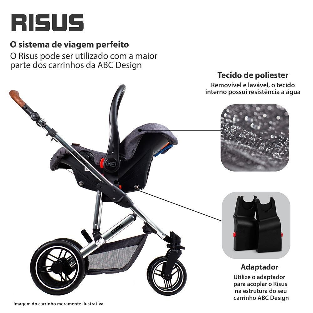 Bebe Conforto Risus - Abc Design
