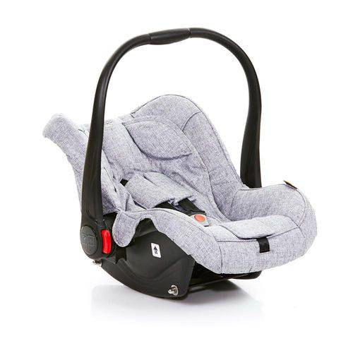 Bebê Conforto Risus Graphite Grey + Adaptador Mint -  ABC Design