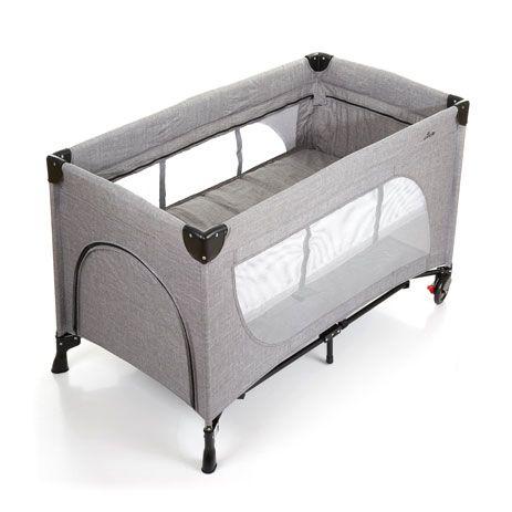 Berço Moonlight Grey - Abc Design