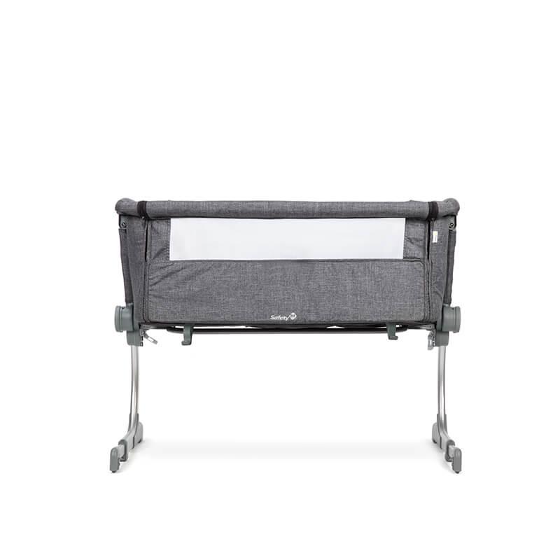 Berço Portátil Side by Side Grey - Safety 1st Mc109