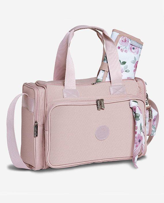 Bolsa Anne Rose Flora - Masterbag