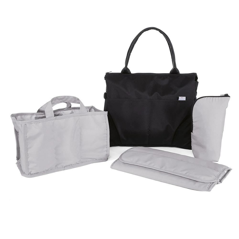 Bolsa Easy Bag Organizer Pure Black - Chicco
