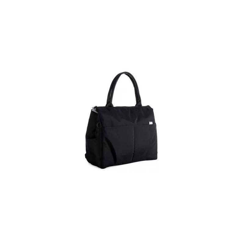 Bolsa Easy Bag Organizer Pure Black Couro - Chicco Ref  04079468310000