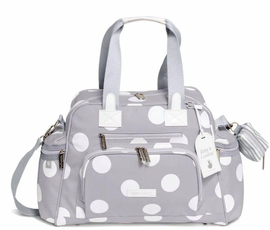 Bolsa Térmica Everyday Bubbles Cinza - Masterbag Ref 12bub299