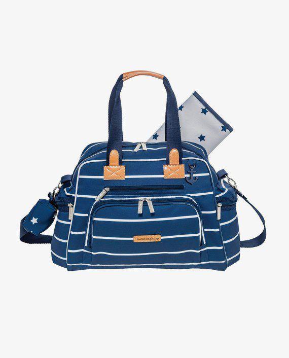 Bolsa Térmica Everyday Marinho Navy Star - Masterbag Ref 12nvy299