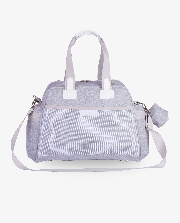 Bolsa Térmica Everyday Cinza Moletom - Masterbag Ref 11mol299