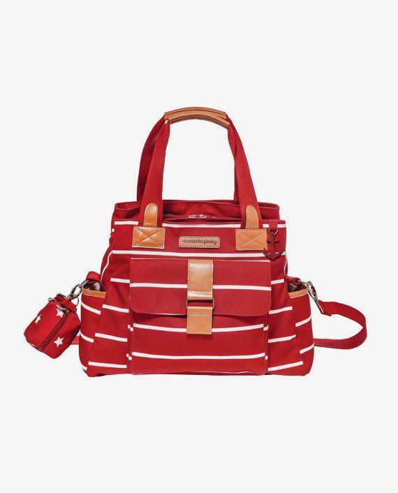 Bolsa Kate Vermelho Navy Star - Masterbag Ref 12nvy387