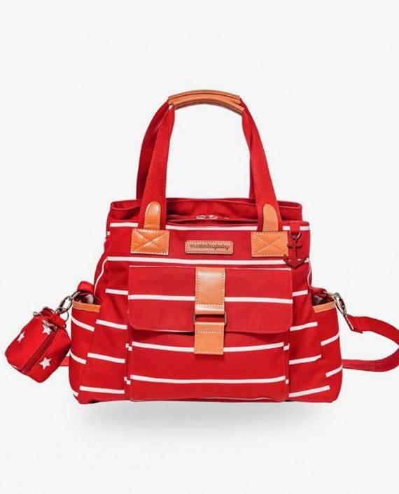Bolsa Kate Vermelho Navy Star - Masterbag