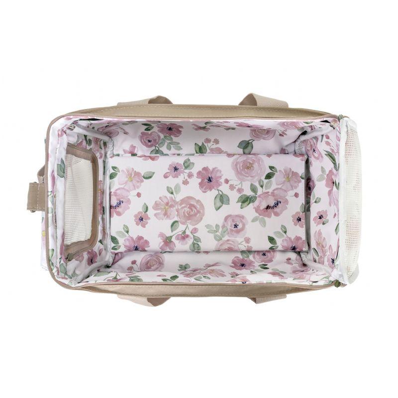 Bolsa Puppy Dog Floral Rose - Masterbag Ref 70FLO701