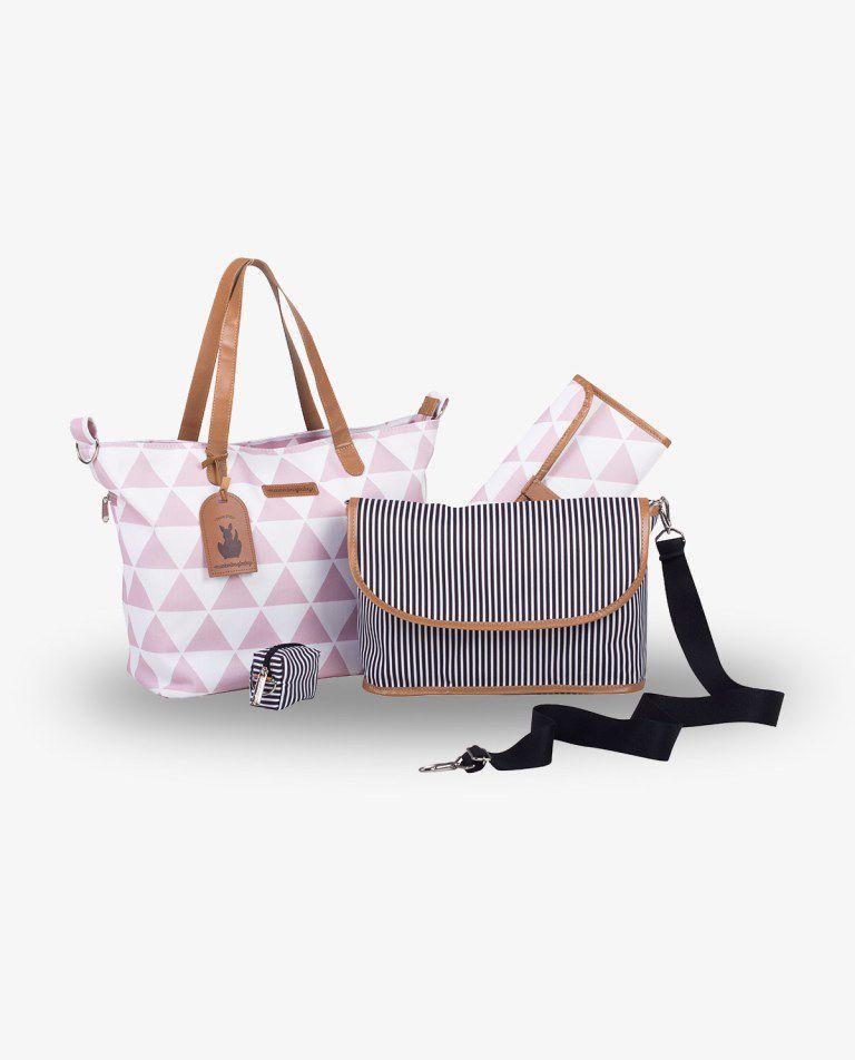 Bolsa Sofia Rosa Manhattan - Masterbag Ref 12man398