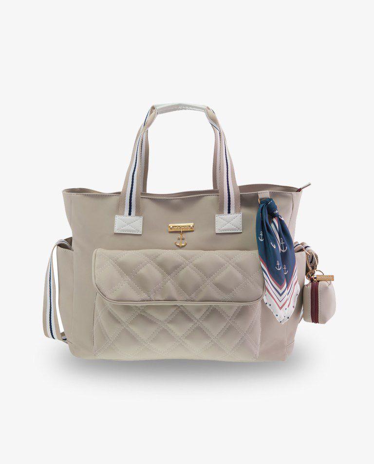 Bolsa sú Grande Marfim Nautica - Masterbag Ref 11nau234