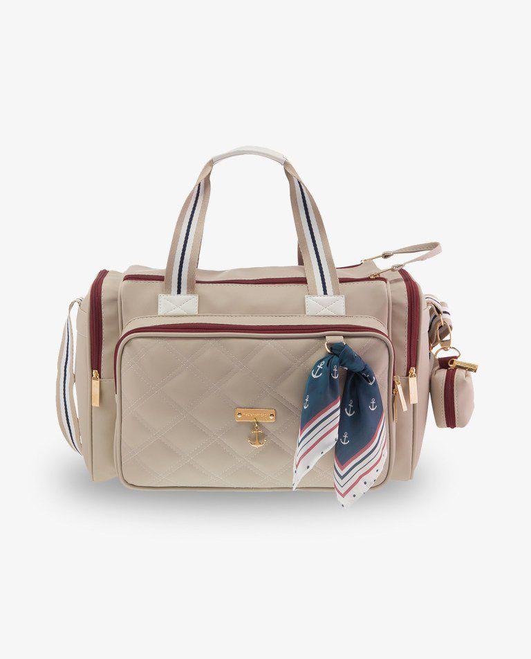 Bolsa Térmica Anne Marfim Nautica - Masterbag Ref 11nau210
