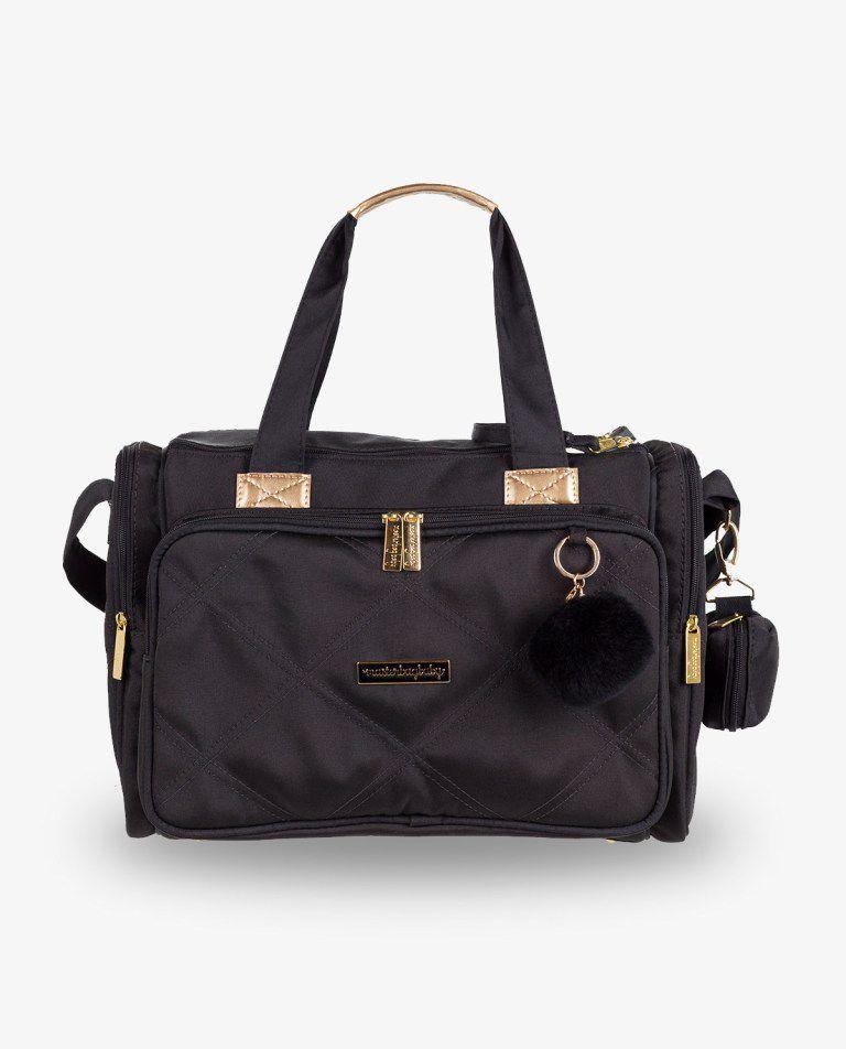 Bolsa Térmica Anne Soho Preto - Masterbag Ref 11sho210