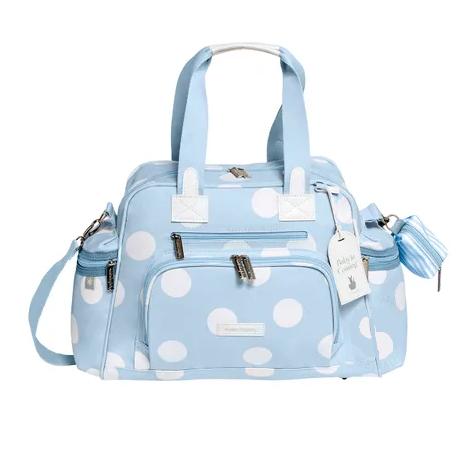 Bolsa Térmica Everyday Bubbles Azul - Masterbag Ref 12bub299