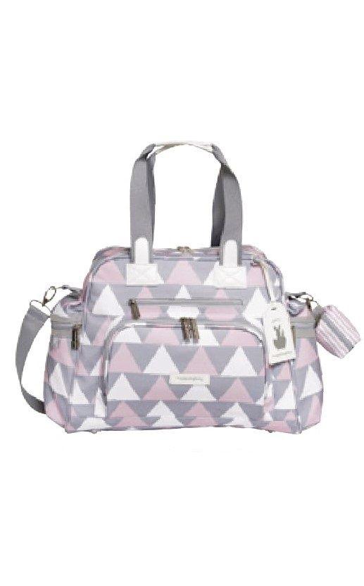 Bolsa Térmica Everyday Nórdica Rosa - Masterbag Ref 11nor299