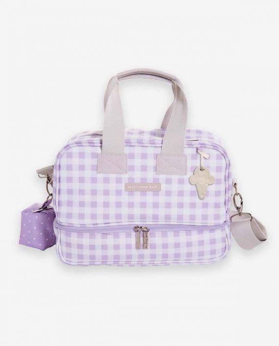 Bolsa Térmica Vicky Lilás Sorvete - Masterbag Ref 12sor205