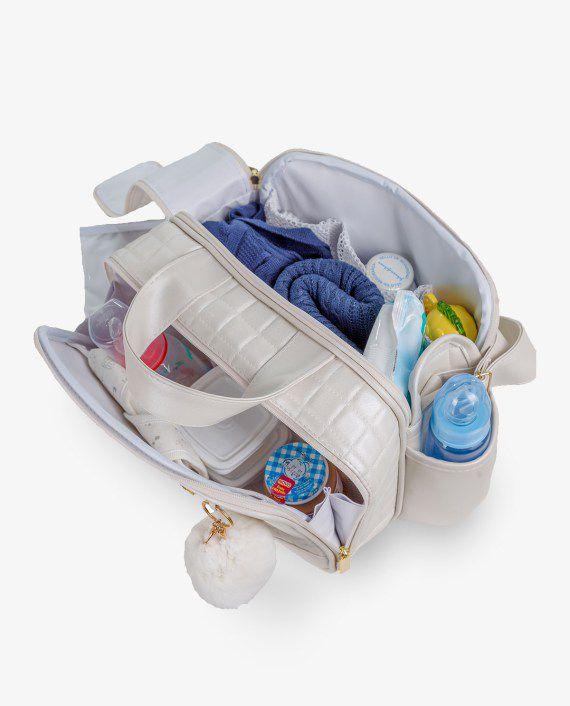 Bolsa Térmica Organizadora Pérola Bunny - Masterbag Ref 11bun206