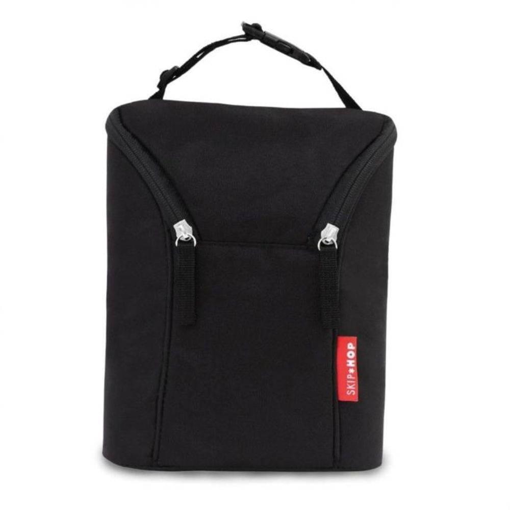 Bolsa Térmica Para Mamadeira Black - Skip Hop Ref 205301