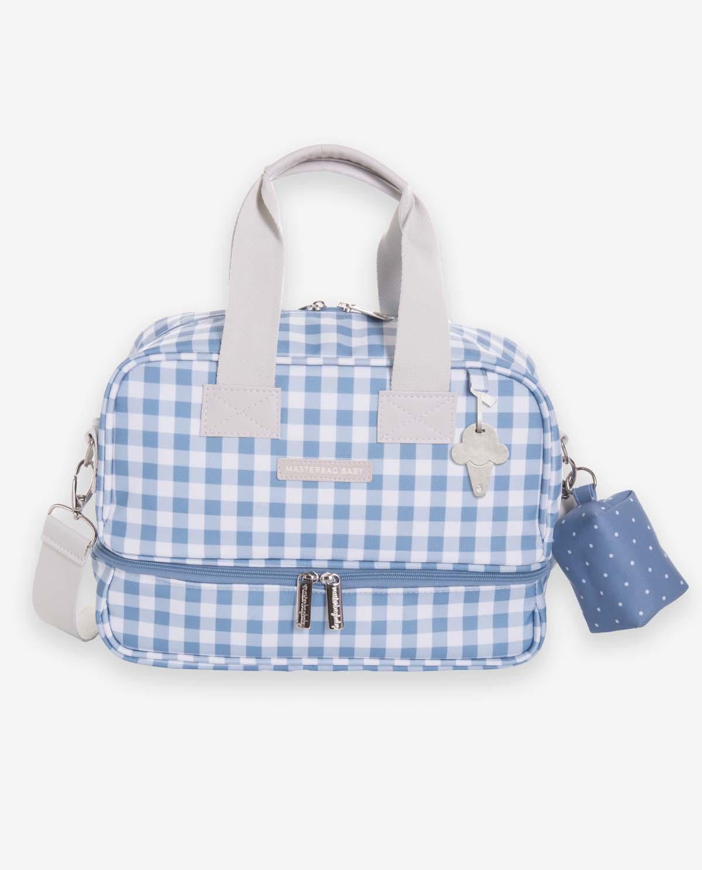Bolsa Termica Vicky Azul Sorvete - Masterbag Ref 12sor205