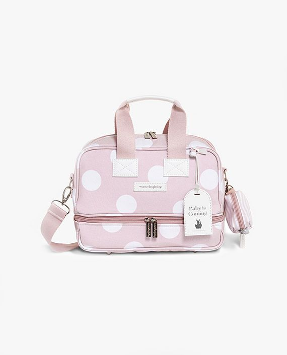 Bolsa Térmica Vicky Bubbles Rosa - Masterbag Ref 12bub205