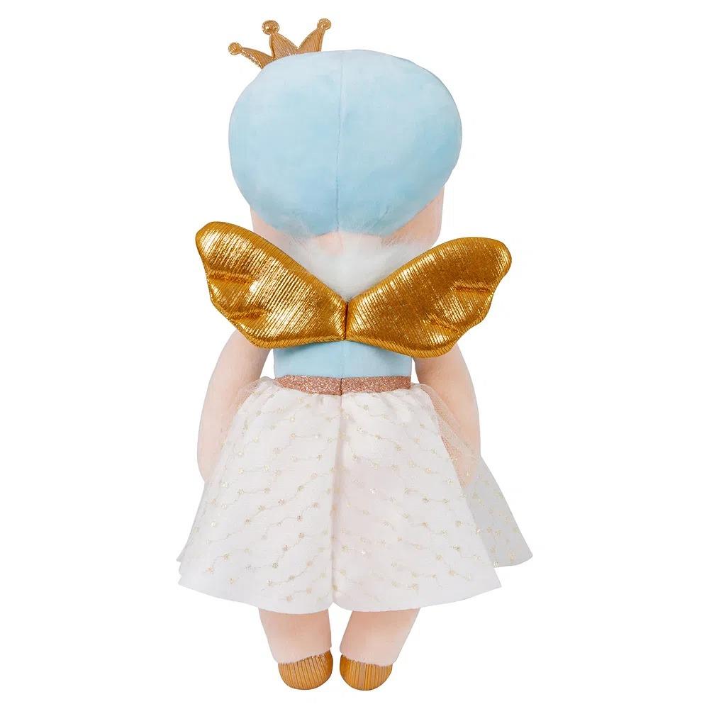 Boneca Metoo Angel Azul 33cm