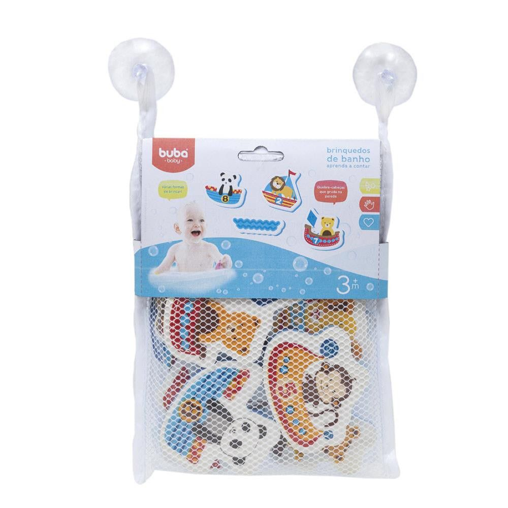 Brinquedo de Banho Barcos - Buba Ref 6706