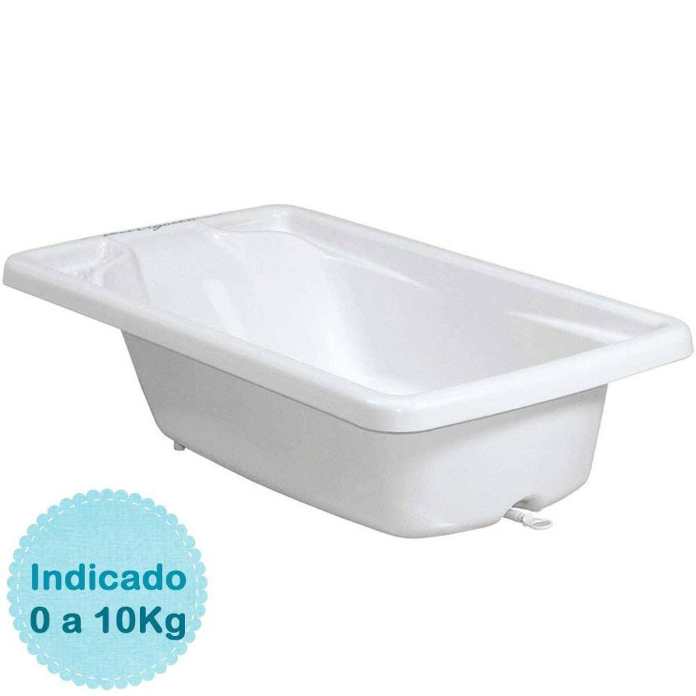 Banheira Avulsa Branca - Burigotto Ref 3015