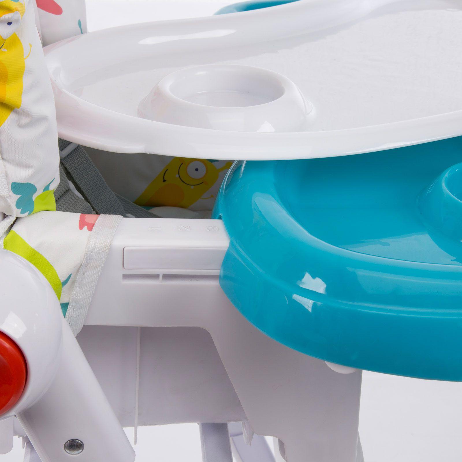 Cadeira Alimentação Appetito Monster - Infanti Ref Imp1343