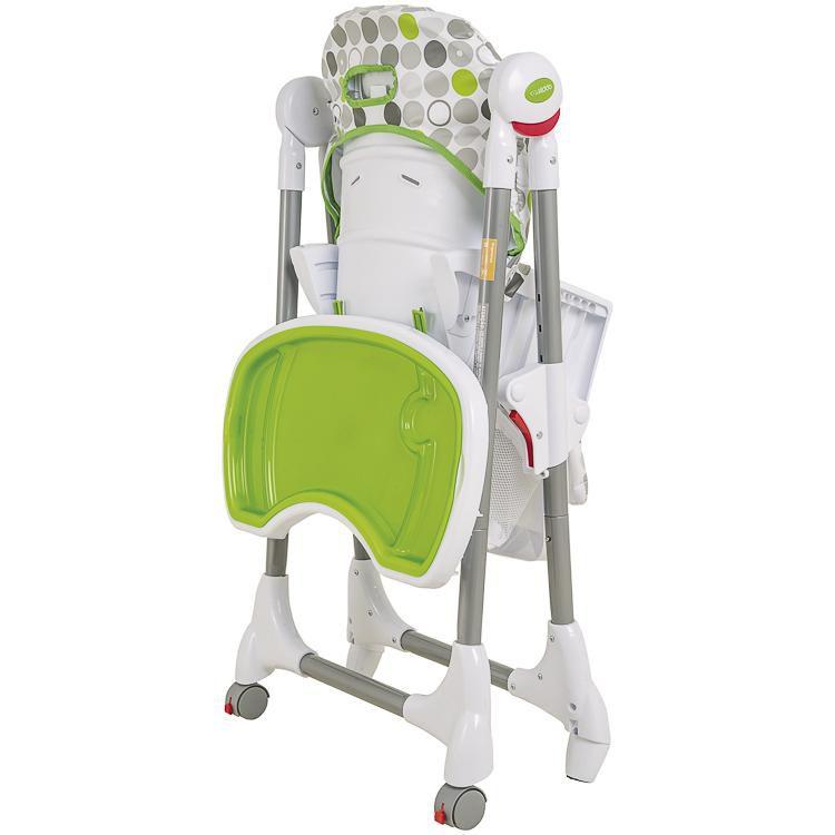 Cadeira Alimentação Snack Verde  Kiddo