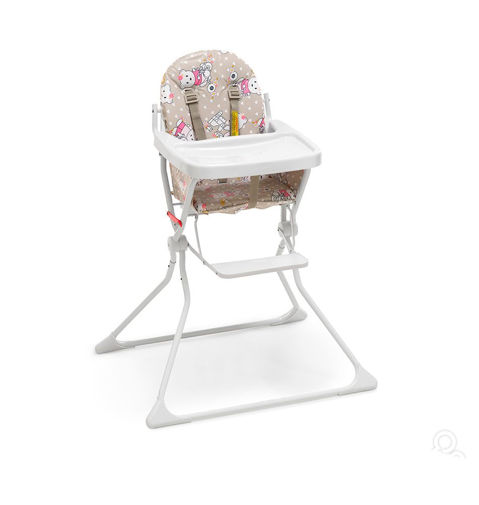 Cadeira Alta Standard ii Ursinha - Galzerano Ref 5016