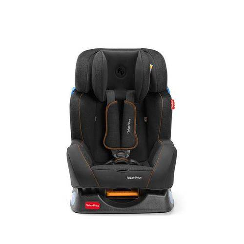 Cadeira Auto Hug 0 25kg Preta - Fisher Price Bb576