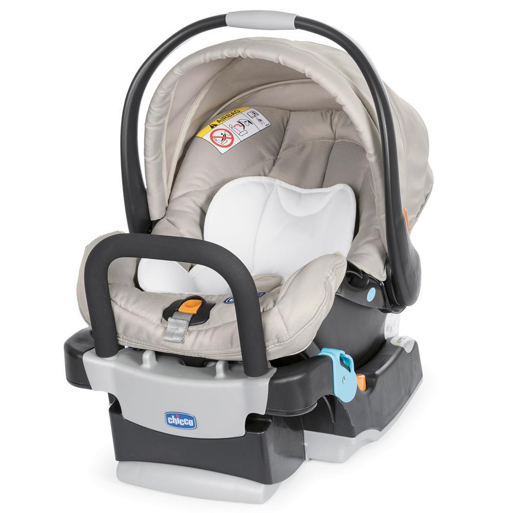 Cadeira Auto Keyfit Com Base Sandshell - Chicco