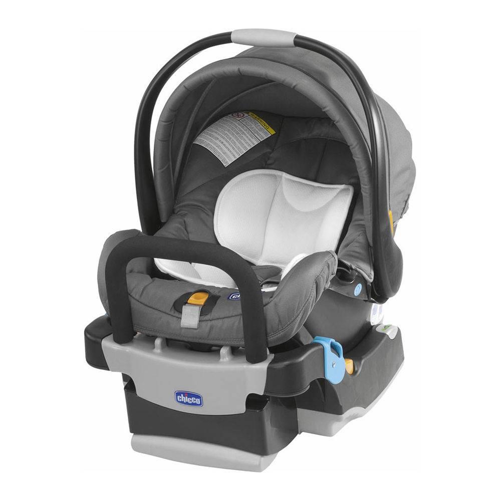 Cadeira Auto Keyfit Com Base Graphite - Chicco